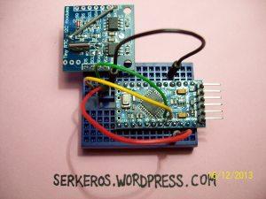 muntatge modul rtc i arduino