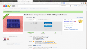 protoboard a ebay