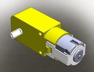 conjunt motoreductor